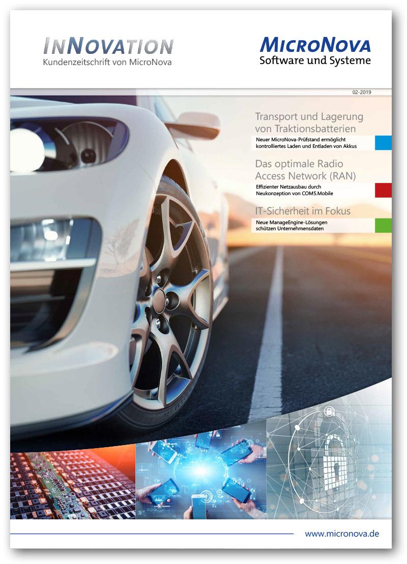 Kundenzeitschrift | MicroNova