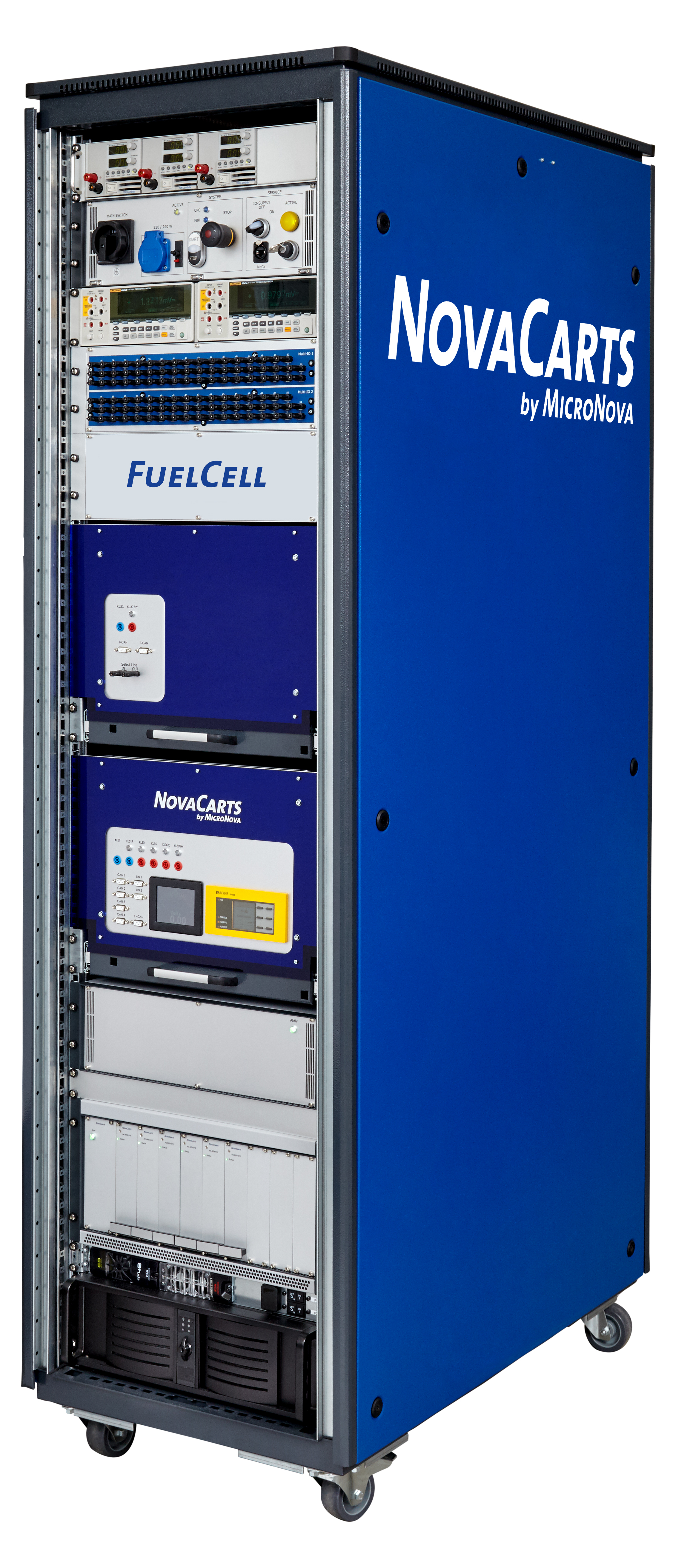 NovaCarts Fuel Cell